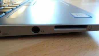 Audio-jack čtečka SD karet