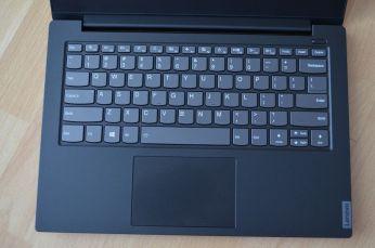 Šestiřadá ostrůvková klávesnice IdeaPad S340-14API.