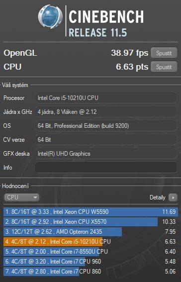 Cinebech-CPU