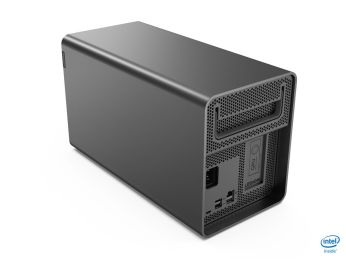 Lenovo-Legion-BoostStation eGPU Rear Facing