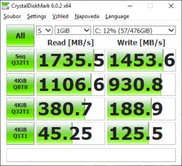 CrystalDiskMark (IdeaPad S340-14IKB).
