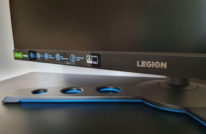LCD Legion Y27gq-20 Spodni1