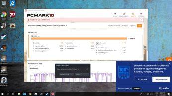 PCMark10 (IdeaPad L340 Gaming)