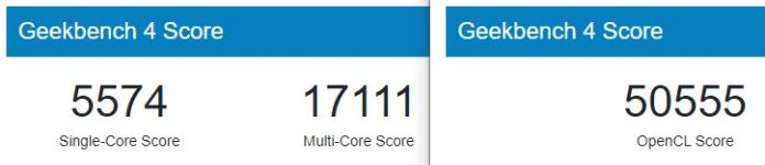 Lenovo IdeaPad Flex 5 14 GeekBench