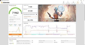 Lenovo Legion Creator 7 – 3DMark Time Spy