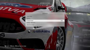 Lenovo Legion Creator 7 – Dirt Rally