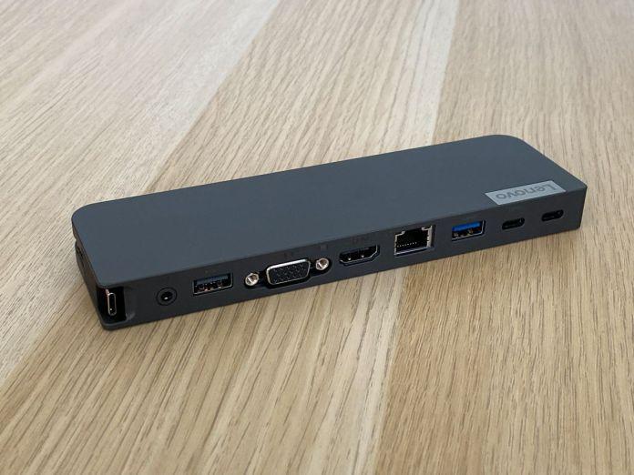 Lenovo USB-C Mini Dock foto 05