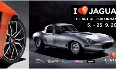 Jaguar zaparkuje priamo v OC CENTRAL