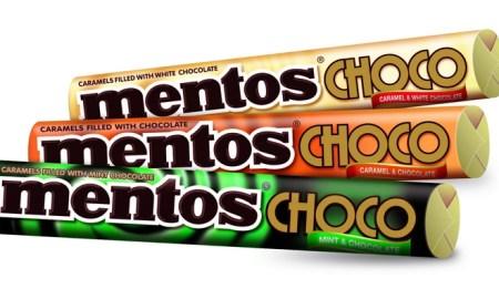 súťaž Mentos Choco Mint