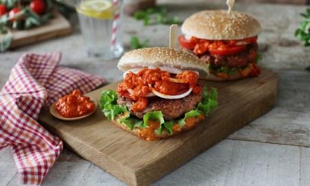 Klasický burger