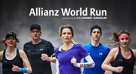 Allianz World Run 2017 v číslach: