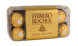 súťaž Ferrero