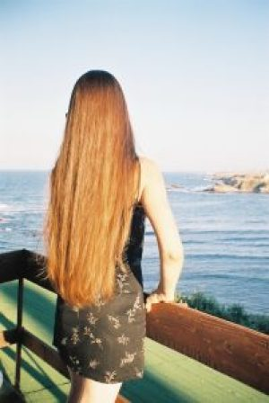 Koruna krásy - vlasy