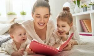 Rodičia, čítate si s deťmi?