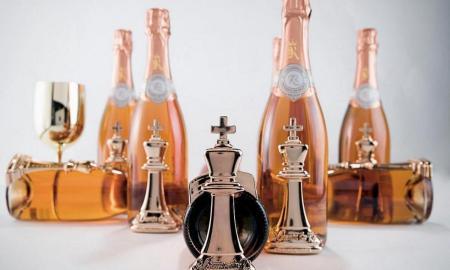 Raper 50 Cent predstavil svoje šampanské