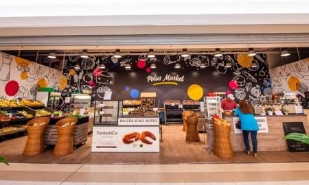 Polus Market – trh v srdci nákupného centra