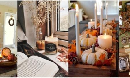 Hrejivá jeseň vo vašom interiéri