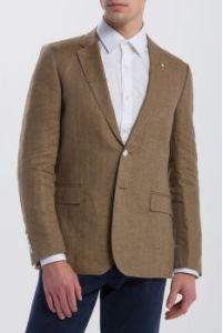 2742db931c65 Kultové klubové sako bude dokonale vyzerať s ďalším typickým kúskom značky  GANT. Ideálne ho skombinujte s oxfordskou košeľou a denimovými nohavicami.