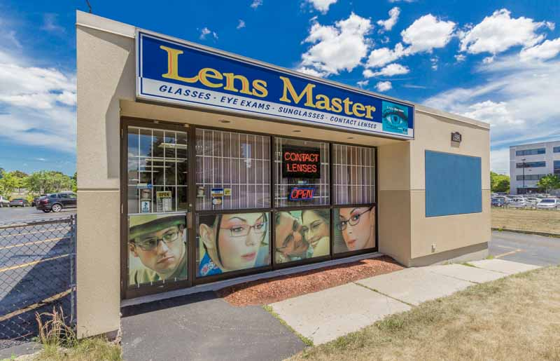 Lens Master Optical Store Kitchener. Contact lenses, glasses