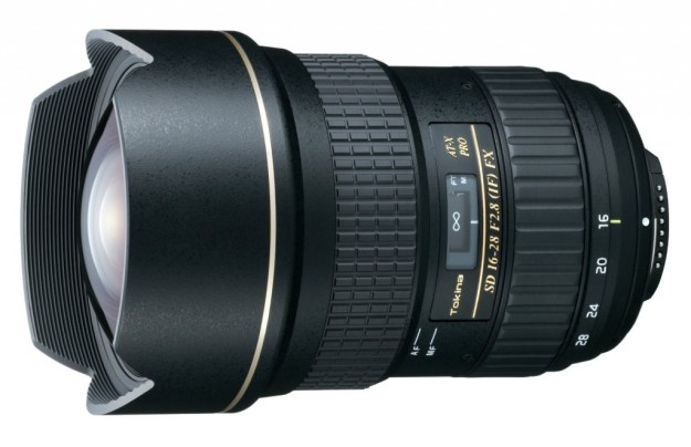 Hot Deal: Tokina AT-X 16-28mm f/2.8 Pro FX Lens for $399.95!