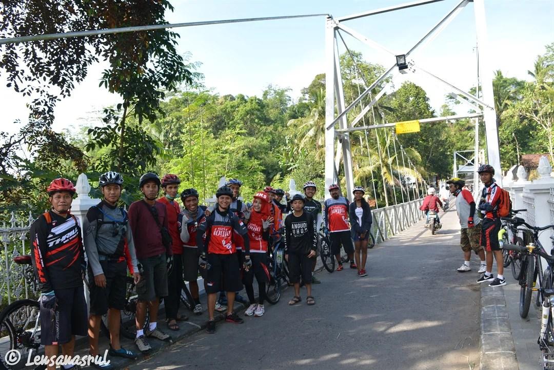 Jembatan Duwet Kulon progo
