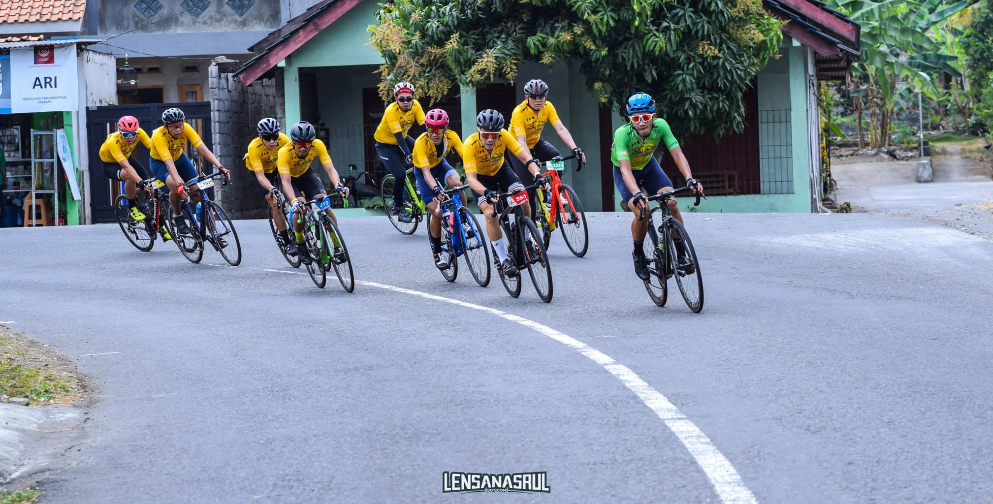 Tour de Ambarrukmo 2019