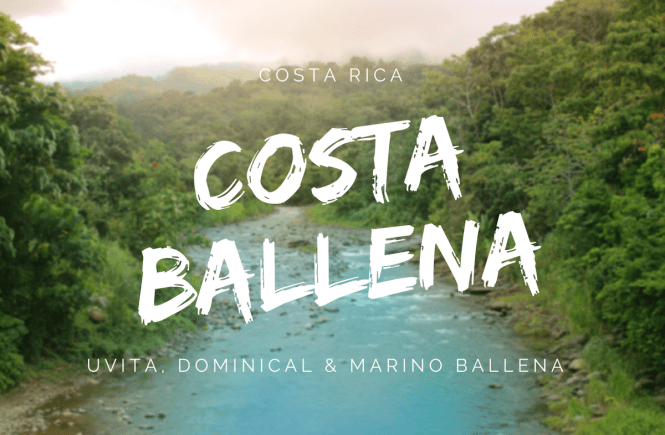 Costa Ballena in Costa Rica