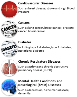 What Are Non Communicable Diseases