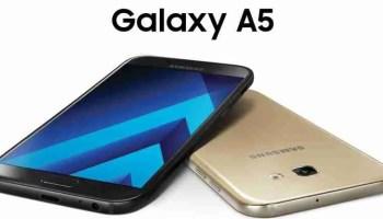 Galaxy A5 2017 phone