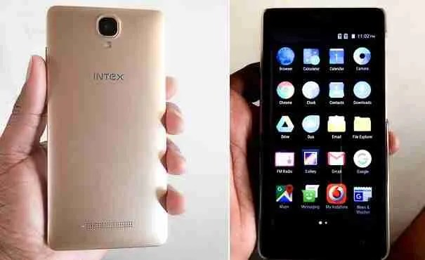 Intex Aqua Lion 4G