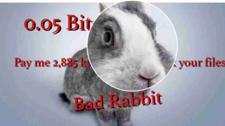 Bad Rabbit Malware