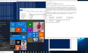 Editing Hosts file in Windows