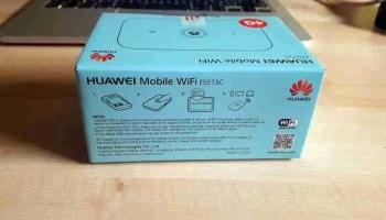Huawei Portable Mobile Wifi