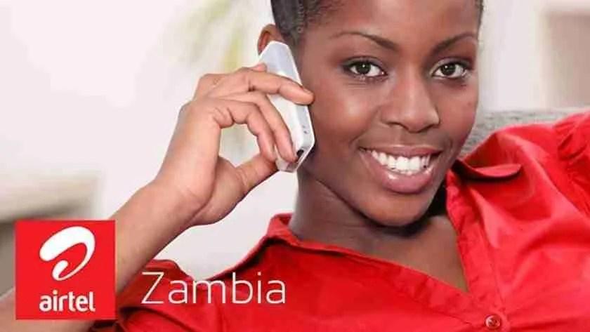 Airtel Zambia Services