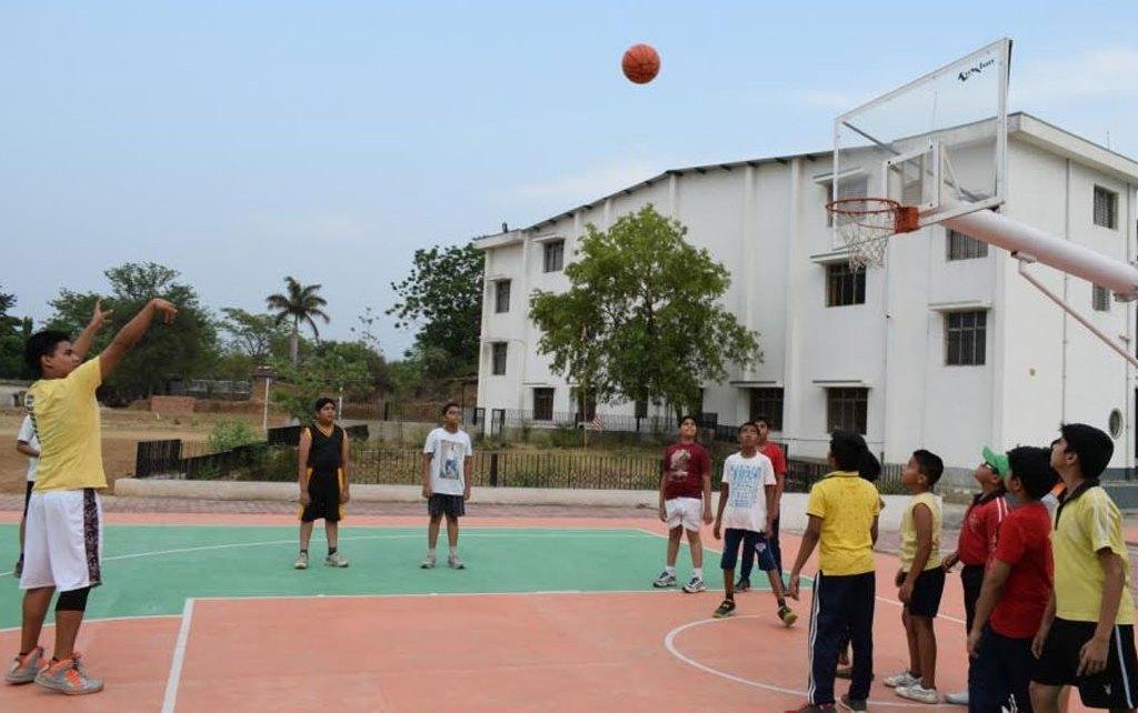 Start of Summer Camp at DPS, Ranchi