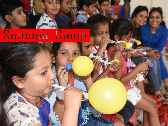 Summer camp by JCI
