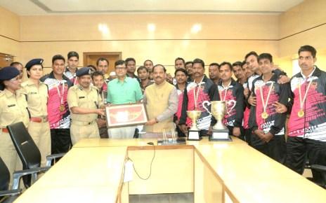 झारखण्ड jharkhand police
