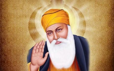 Guru Nanak Dev jee