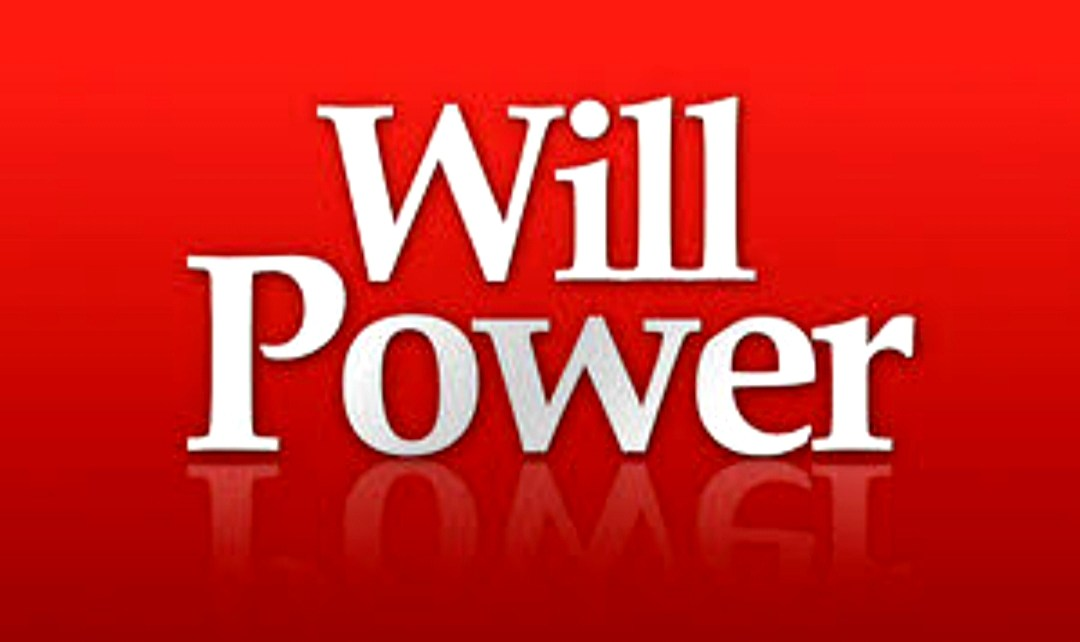 Give your willpower a new dimension : guriya jha