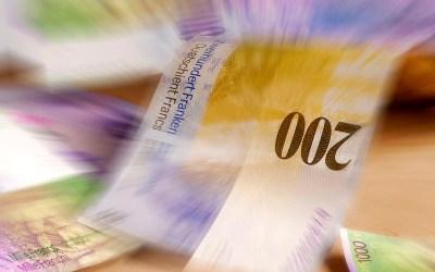 Tausend Schweizer Franken