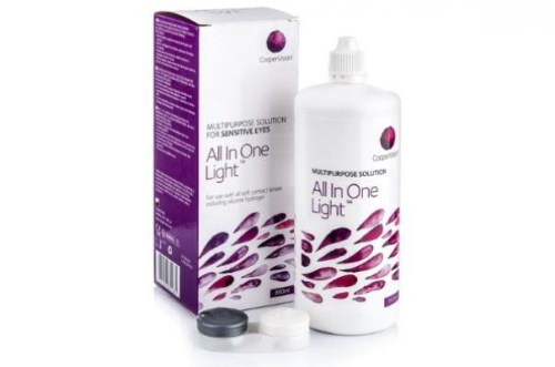 All İn One Light 360 ml,all in one light solusyon fiyatı, cooper vision solusyon fiyatı