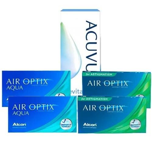 Air Optix Aqua + Air Optix For Astigmatism Set, air optix aylık lens fiyatı, kampanyalı şeffaf lens fiyatı, astigmatlı lens fiyatı