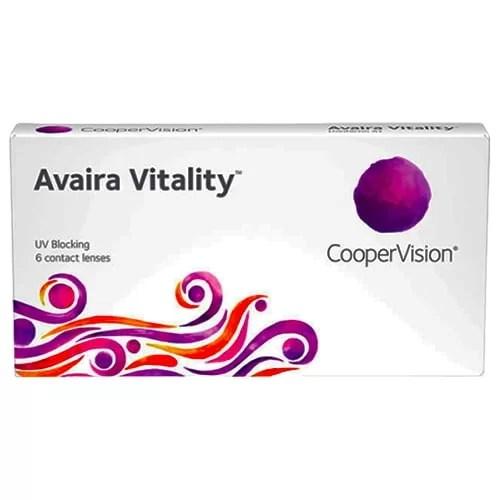 Avaira Vitality, şeffaf lens fiyatı, aylık lens fiyatı, avaira vitallity lens fiyatı