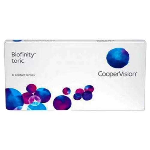 Biofinity Toric, astigmatlı lens fiyatı