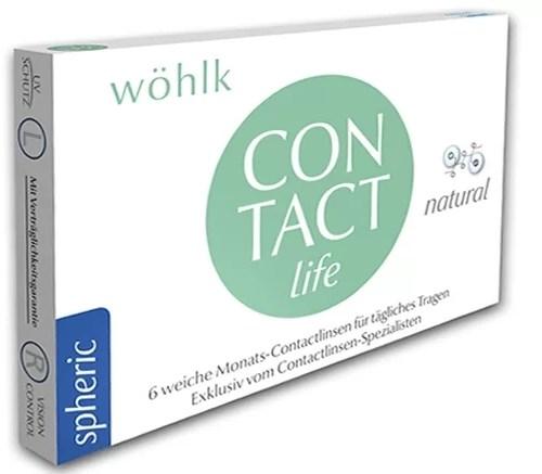 wöhlk contact life, aylık lens fiyatı, şeffaf lens fiyatı, wöhlk lens fiyatı