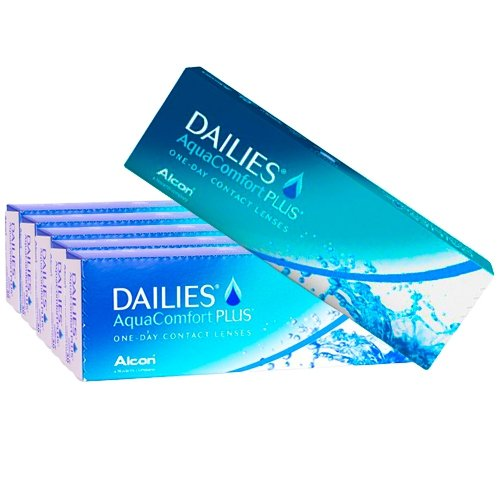 Dailies Aqua Comfort Plus 6 Kutu