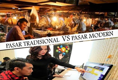 Perbedaan Pola Pikir Pebisnis Tradisional Dengan Modern