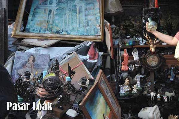 Pasar Loak Pluit