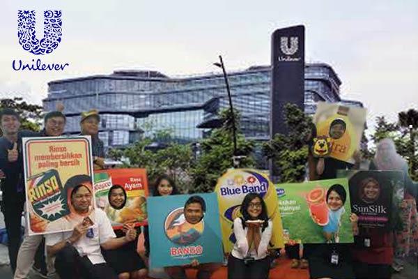 Profil PT Unilever Indonesia Tbk
