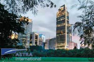 Profil PT Astra International Tbk